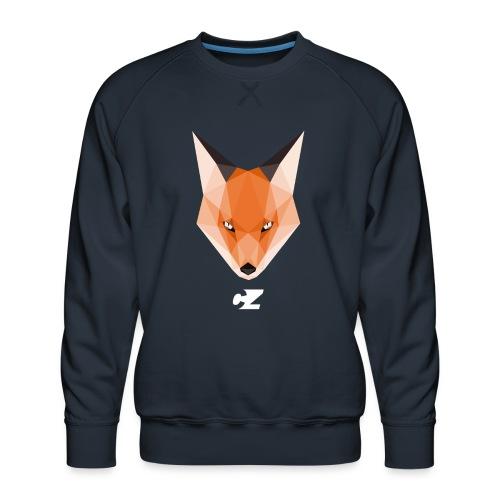 CZ X GEOMETRICAL FOX - Sudadera premium para hombre