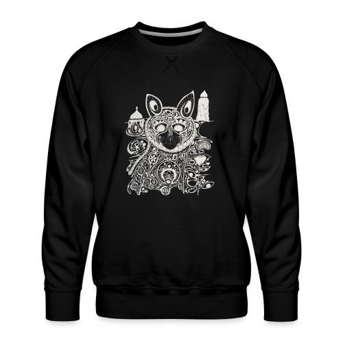The Heart Is A Golden Fractal - Men's Premium Sweatshirt