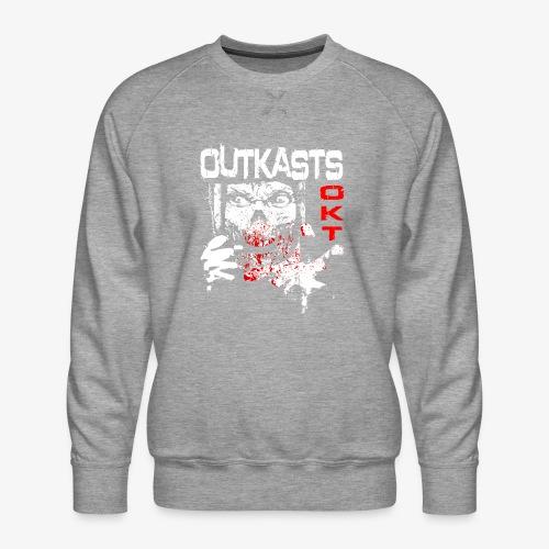 Outkasts Scum OKT Front - Men's Premium Sweatshirt