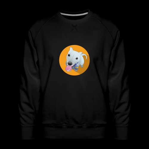 Computer figure 1024 - Men's Premium Sweatshirt