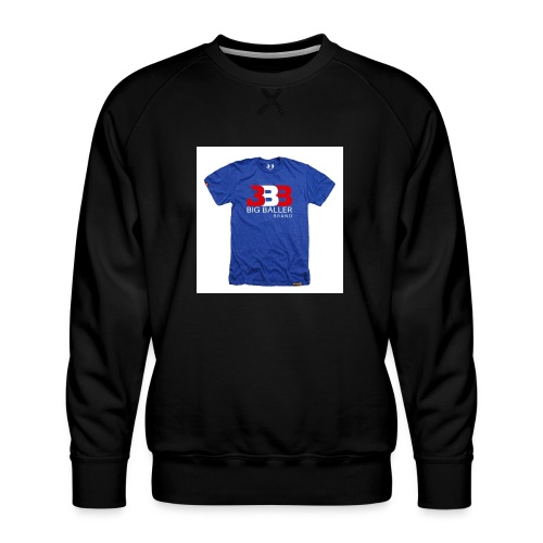 ClassicBBBroyalredwhite 1024x1024 - Mannen premium sweater