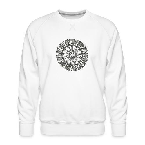 zuiger rol - Mannen premium sweater