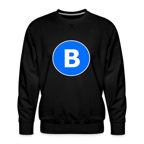 BluePrison - Herre premium sweatshirt
