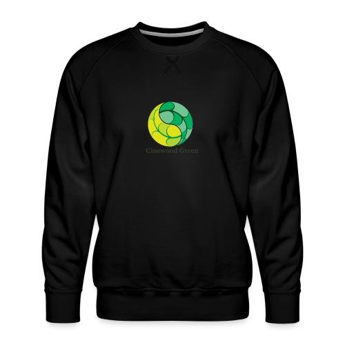 Cinewood Green - Men's Premium Sweatshirt