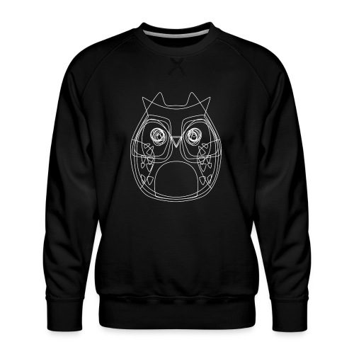 Owls - Männer Premium Pullover