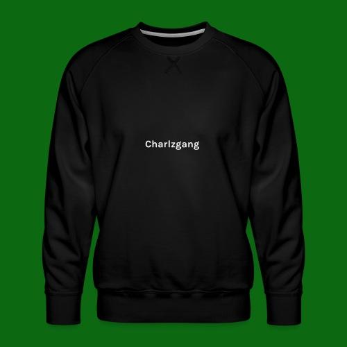 Charlzgang - Men's Premium Sweatshirt