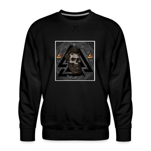 Vbc België - Mannen premium sweater