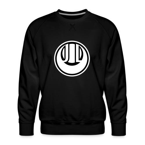 JADE LUNE MONOCHROME - Men's Premium Sweatshirt