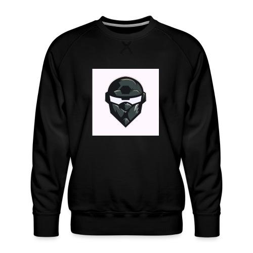 Mainlogo - Herre premium sweatshirt