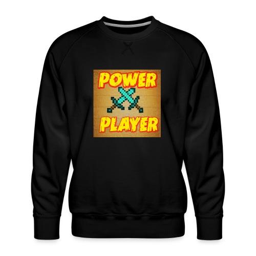 NUOVA LINEA POWER PLAYER - Felpa premium da uomo