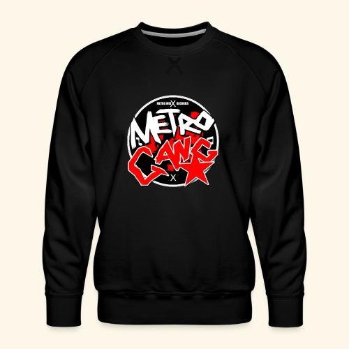 METRO GANG LIFESTYLE - Men's Premium Sweatshirt