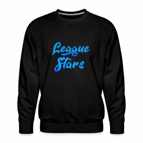 LeagueStars - Mannen premium sweater
