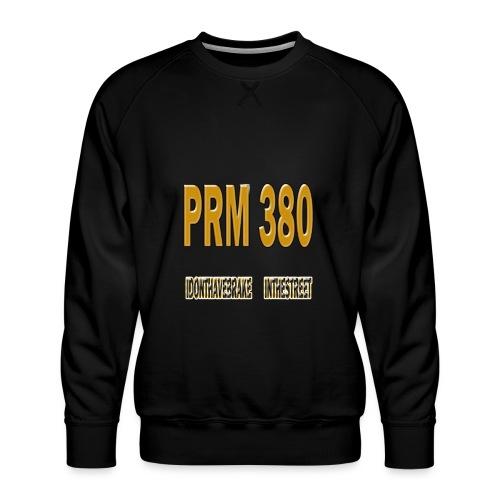PRM STREET380 P - Sweat ras-du-cou Premium Homme