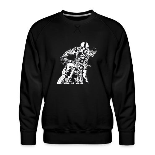 Streetfighter - Männer Premium Pullover