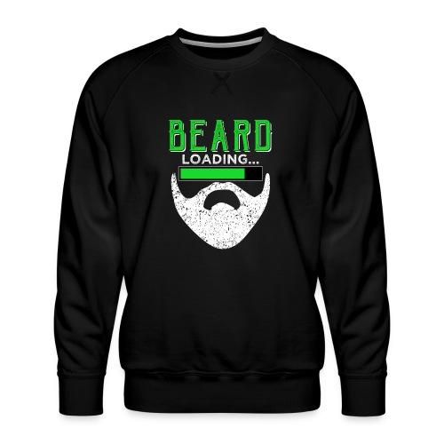 BEARD loading - Bart ladet - Männer Premium Pullover