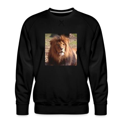 Lejon - Premiumtröja herr