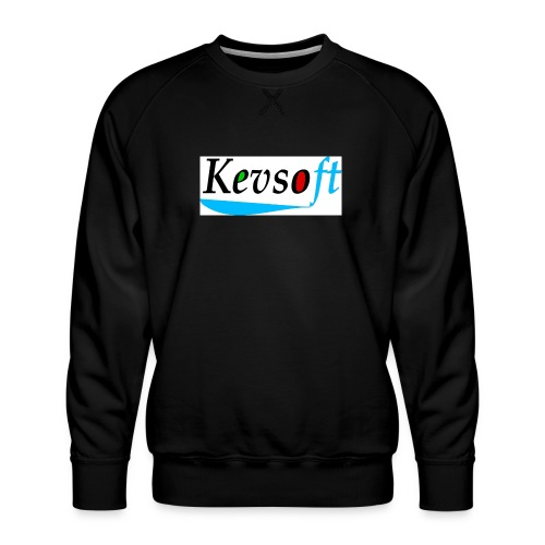 Kevsoft - Men's Premium Sweatshirt