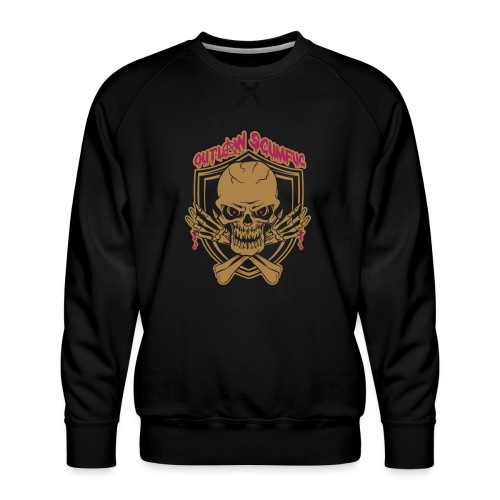 Outlaw Scumfuc - Männer Premium Pullover