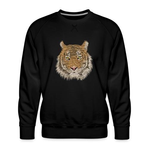 Tiger - Männer Premium Pullover