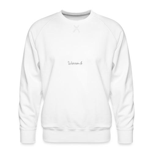 1511989772409 - Men's Premium Sweatshirt