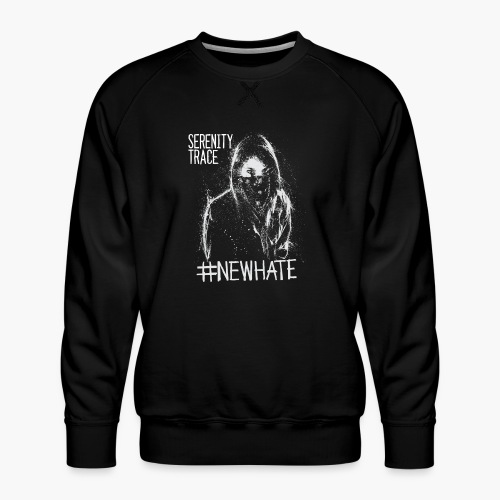 #NewHate Female - Premium-genser for menn
