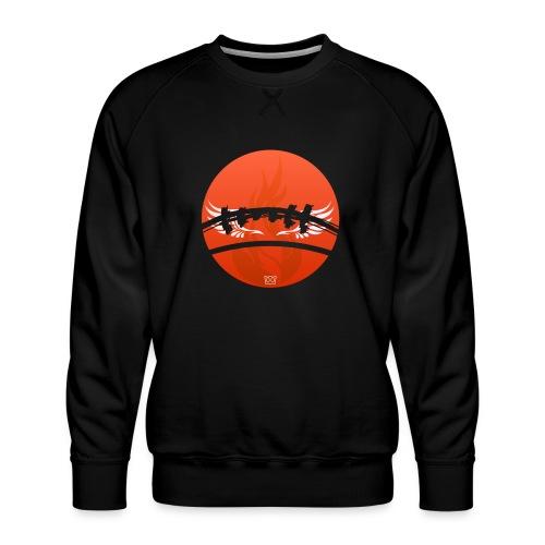 Bird of Fire - Men's Premium Sweatshirt