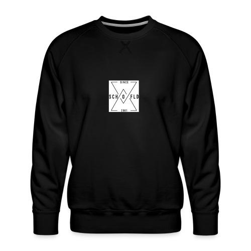 Ben Scho YT box logo - Men's Premium Sweatshirt