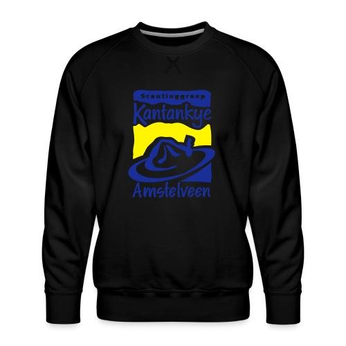 logo simpel 2 - Mannen premium sweater