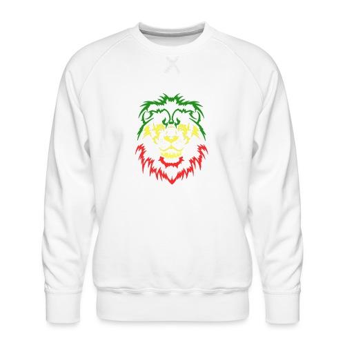 KARAVAAN Lion Reggae - Mannen premium sweater