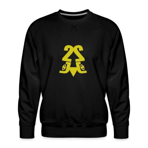 2J_GOLD - Herre premium sweatshirt
