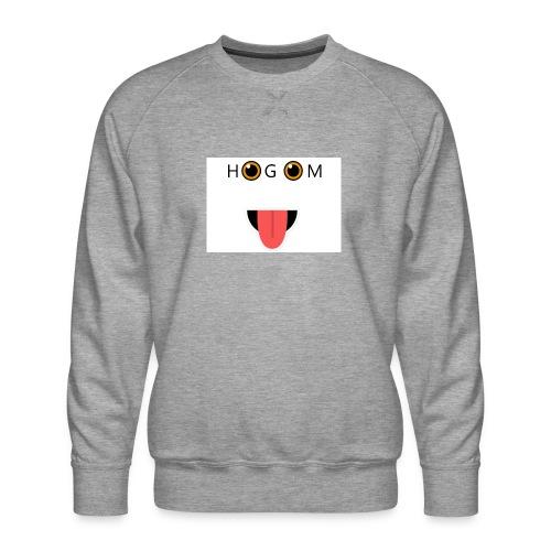HetGameMisterie Logo - Mannen premium sweater