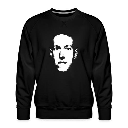 Lovecraft - Felpa premium da uomo