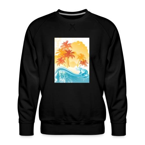 Palm Beach - Men's Premium Sweatshirt