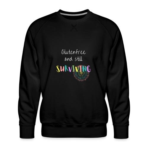 Glutenfree and still surviving - Männer Premium Pullover