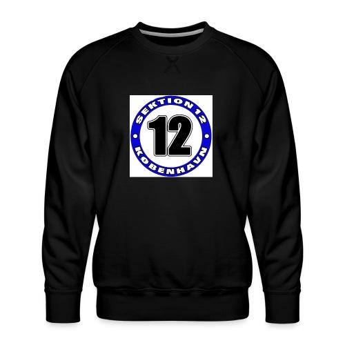Udklip - Herre premium sweatshirt