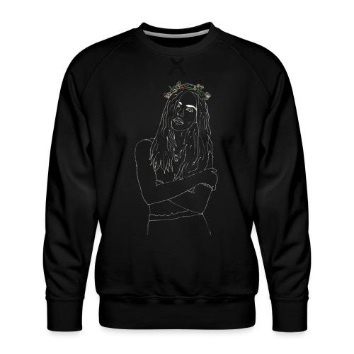 Flower - Men's Premium Sweatshirt