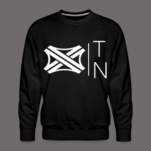 Tregion logo Small - Men's Premium Sweatshirt