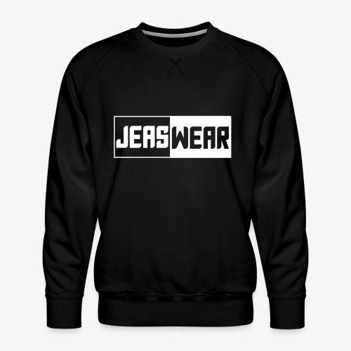 Jeaswear logo - Mannen premium sweater