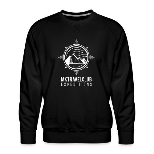 MKTRAVEL CLUB EXPEDITIONS - Men's Premium Sweatshirt