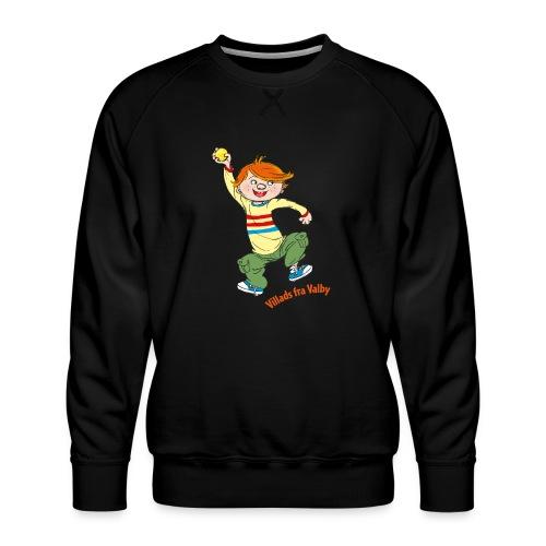 Villads fra Valby - Herre premium sweatshirt