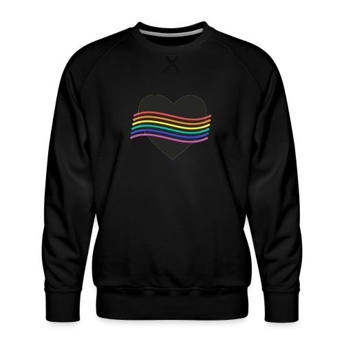 PROUD HEART - Männer Premium Pullover