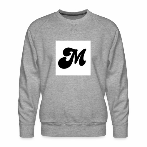 M - Men's Premium Sweatshirt