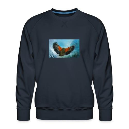 123supersurge - Men's Premium Sweatshirt