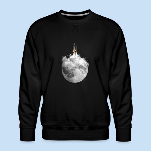 Mondrakete - Männer Premium Pullover