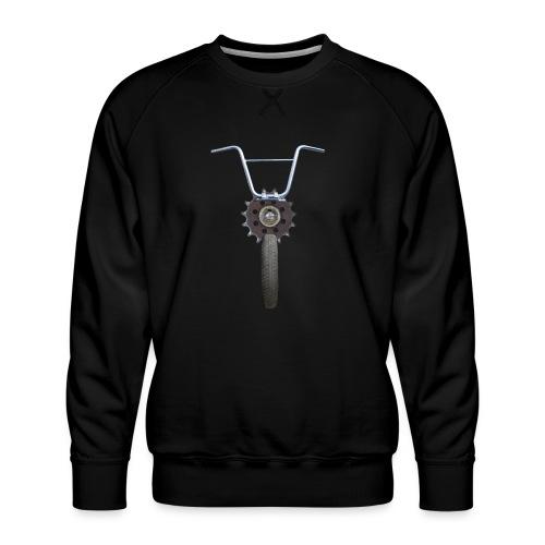 tough ride - Mannen premium sweater