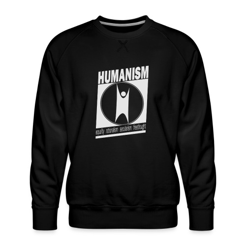 Humanism - Men's Premium Sweatshirt