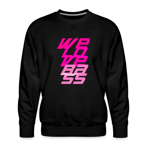 welovebass009 - Männer Premium Pullover