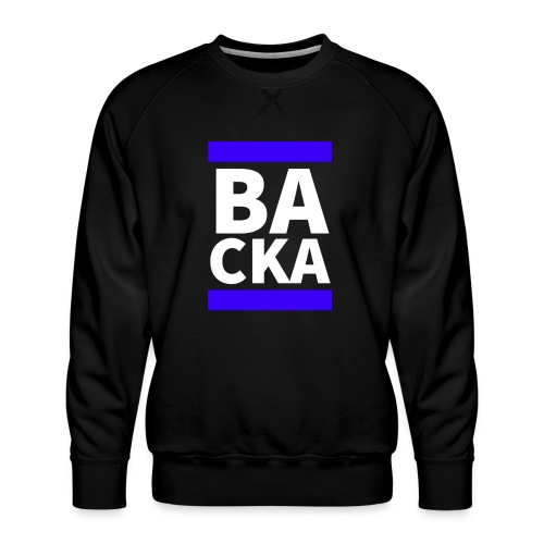 Backa - Premiumtröja herr