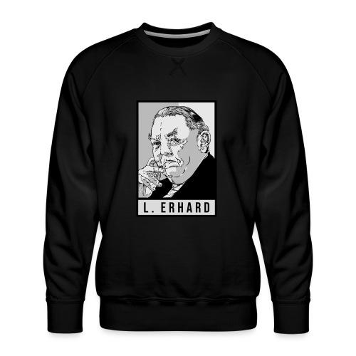 Ludwig Erhard (CDU) - Männer Premium Pullover