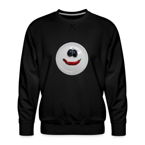 TIAN GREEN - Hot Smile - Männer Premium Pullover